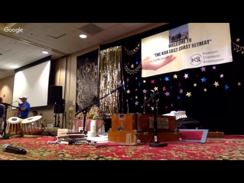 Dhananjay Kaul LIVE at KOA Camp 2017