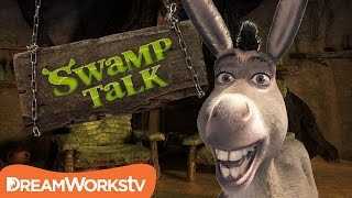 Shrek Reacts to 3 Blind Mice | SWAMP TALK WITH SHREK AND DONKEY