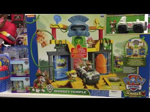 STAR TOYS Panama , Multicentro.. HOT Toys of PAW Patrol NEW