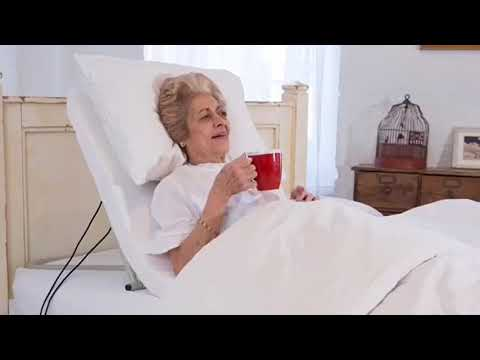 Alzheimers Store | LiftMeUp Portable Bed Recliner for Elderly and Post Surgery Recovery