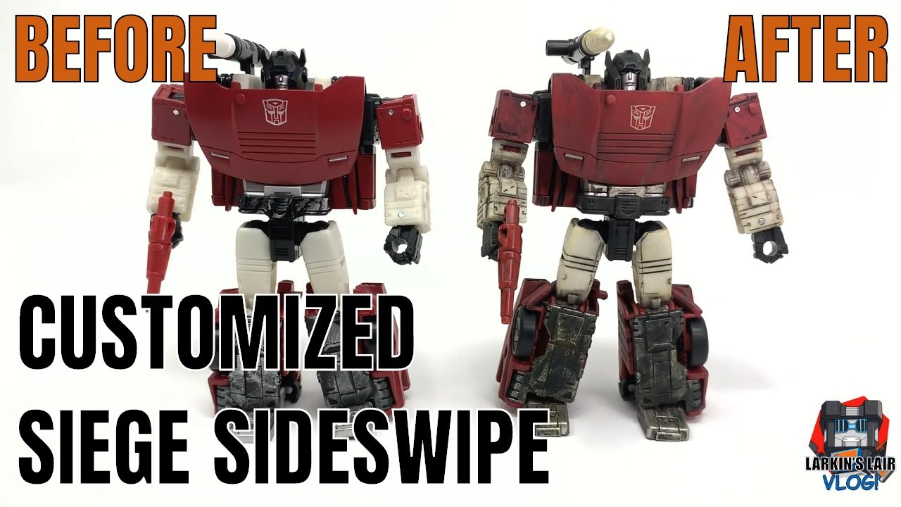 G1 AUTOBOT SIDESWIPE REPRO LABELS STICKERS TRANSFORMERS GENERATION 1