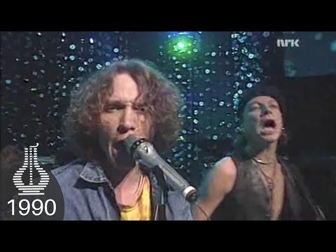 CC Cowboys live under Spellemannprisen 1990