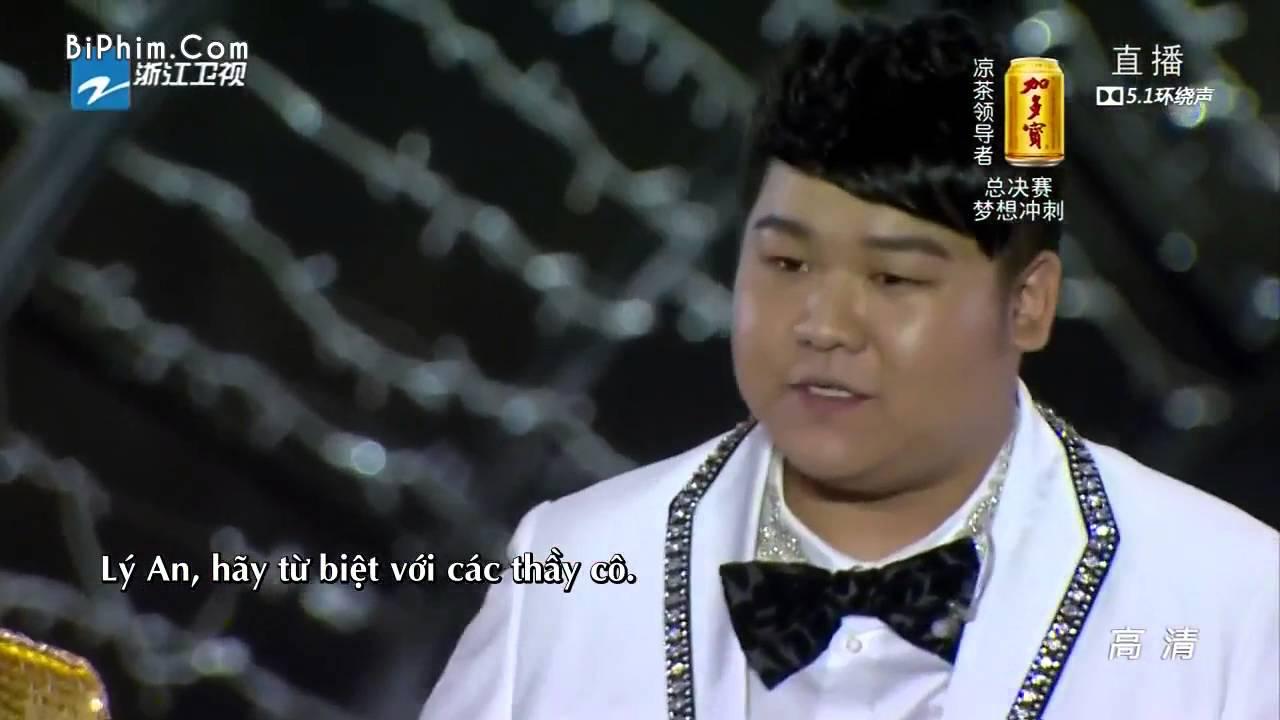 The Voice Trung Quốc Season 4 Vietsub - Tập 13 Phần 5