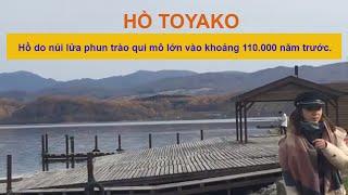 Du lịch Nhật Bản - Kênh đào Otaru - Hồ Toyako