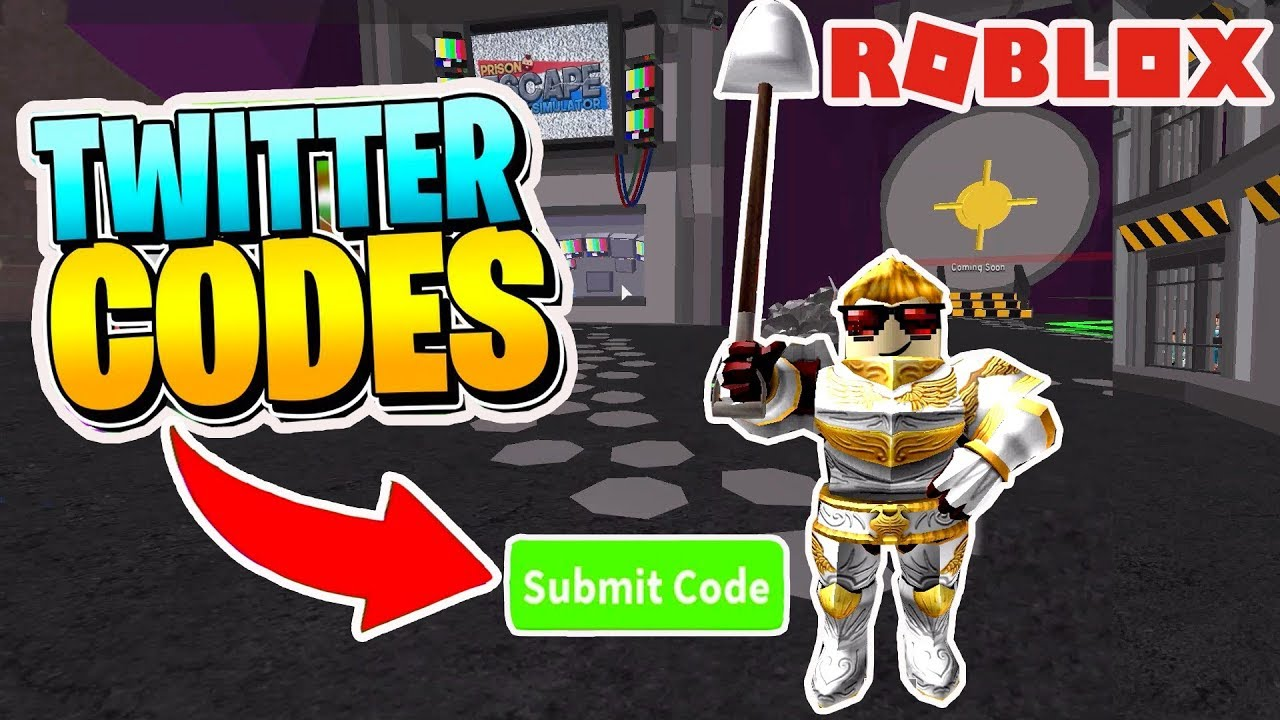 New Game New Code Prison Escape Simulator Roblox Youtube