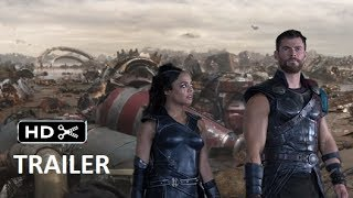 THOR 3  RAGNAROK Trailer #3NEW 2017 Marvel Superhero Movie Chris Hemsworth FAN MADE