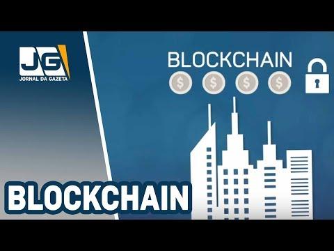 Blockchain, a segurança por trás do bitcoin
