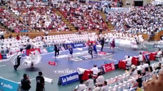 54 Concurso mundial de marinera 1era final Adultos