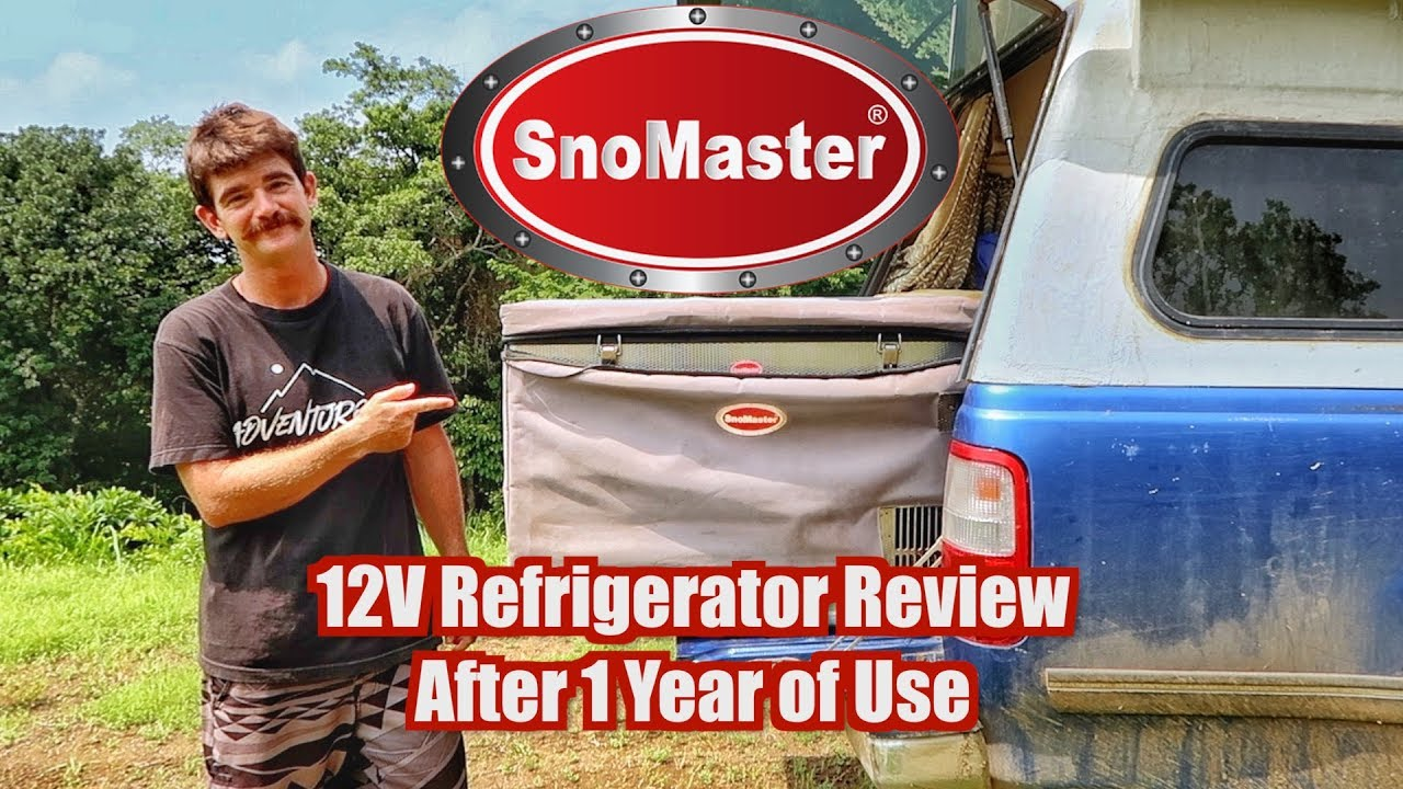 SnoMaster 12v Fridge Freezer Reviews After 1 Year in an Overland Vehicle