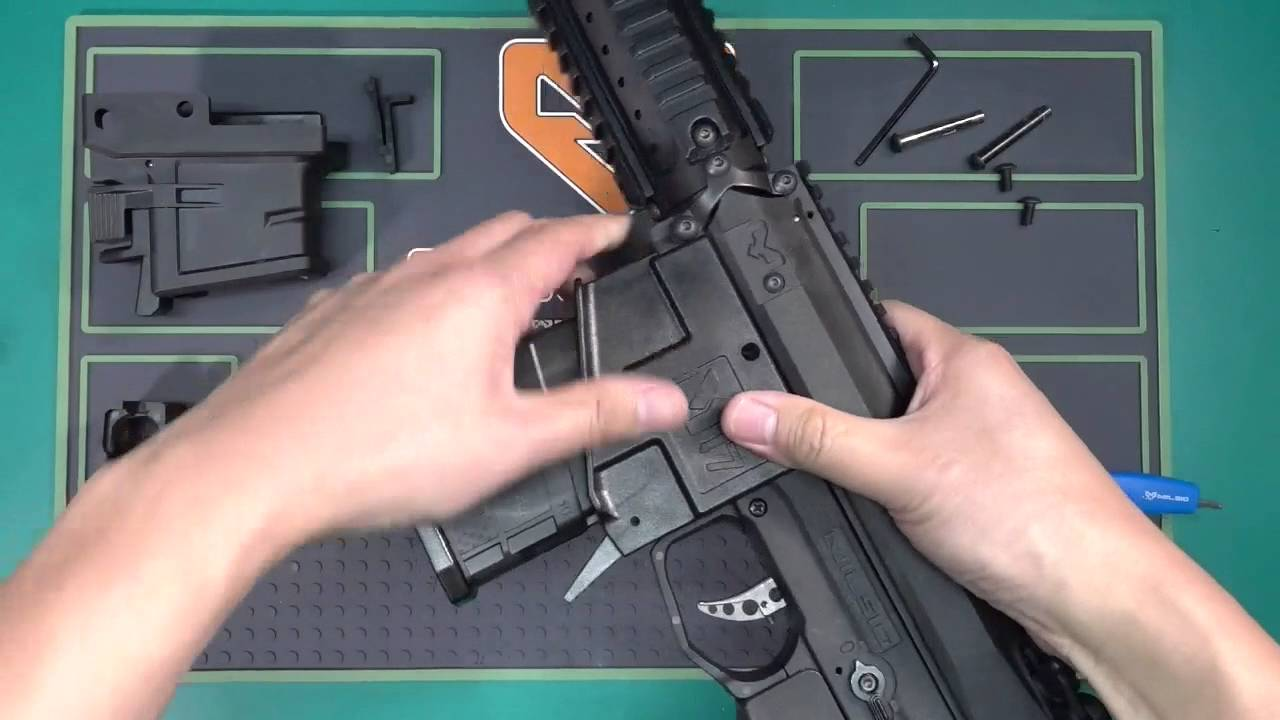 Milsig M17 Pmc Zetamag Well Installation Youtube