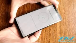 Сканер отпечатков в Samsung Galaxy Note 8 (XDRV.RU)