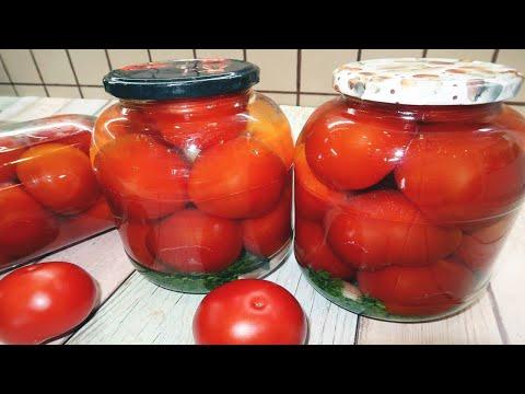 Маринованные помидоры с аспирином на зиму. Рецепт консервированных помидоров на зиму