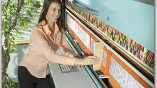 Автоматизированные стеллажи KARDEX LEKTRIEVER офисные архивы, офисные архивные ротоматы(Автоматические стеллажи, автоматизированные стеллажи или автоматизированные архивные стеллажи, автомати..., 2011-01-26T07:43:25.000Z)