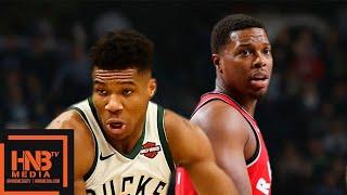 Milwaukee Bucks vs Toronto Raptors - Full Game Highlights | November 2, 2019-20 NBA Season