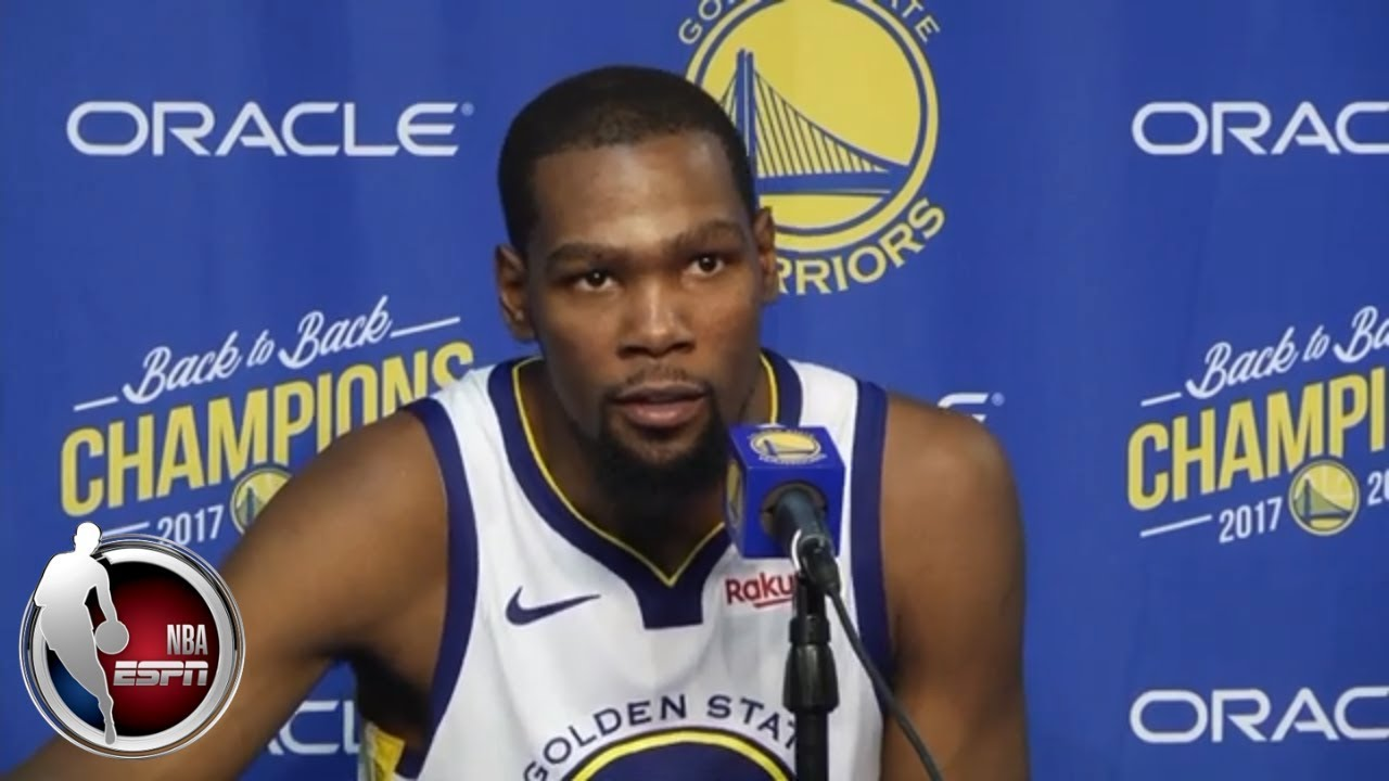 051e2b40c582 Kevin Durant says Warriors  banner ceremonies are  gonna happen more times  than not