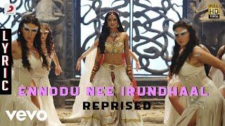 I - Ennodu Nee Irundhaal Reprise Lyric | A.R. Rahman | Vikram | Shankar