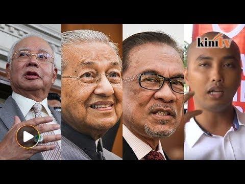 Najib hairan, Dr M ulas pasal Anwar, 'Anak muda sedia berperang' - Sekilas Fakta 2 Jan 2018