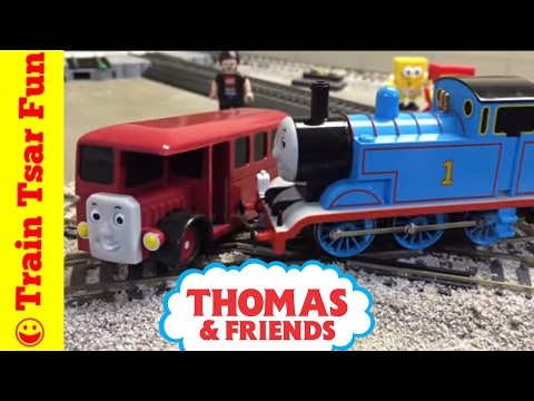 Accidents Will Happen – Thomas and Friends HO Scale