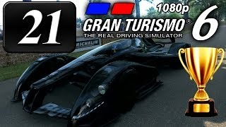 Gran Turismo 6 [FullHD] - Part #21 - Goodwood Festival of Speed - Stage #5 - Gold & Prize Car!