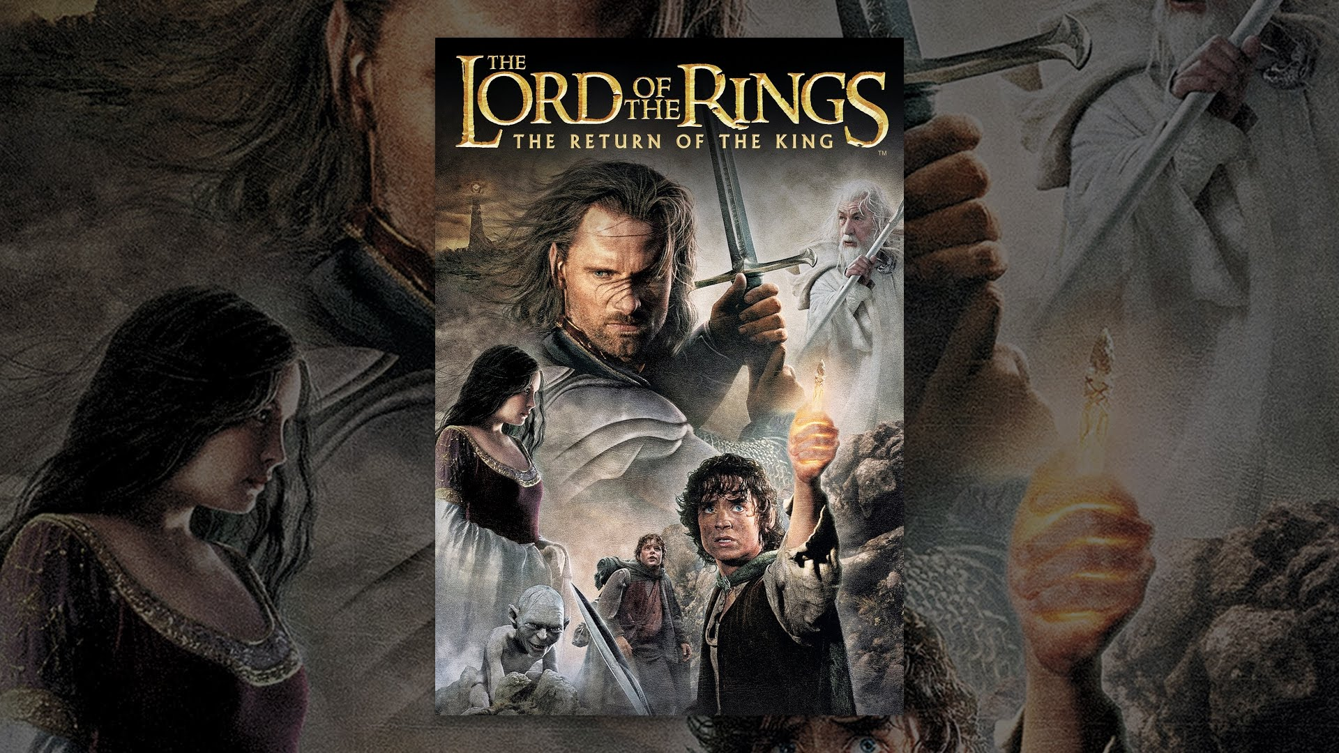 The Lord Of The Rings The Return Of The King Youtube