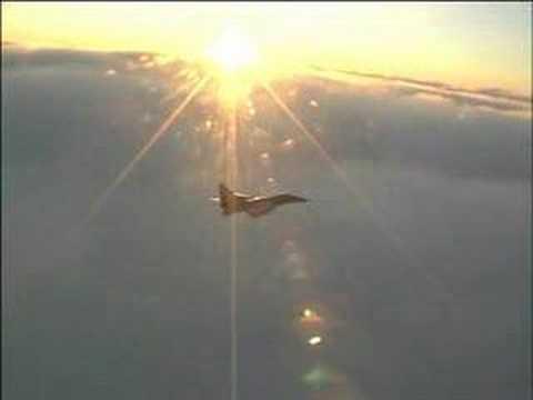 Mig-29 ''fulcrum'' Music video
