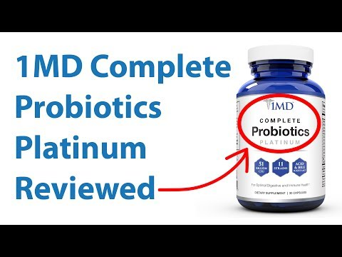 10 Best Probiotic Supplement Brands In 2020 Probiotics Org