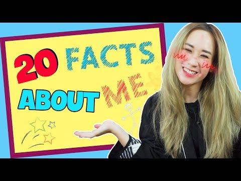 20 SỰ THẬT VỀ MÌNH ???? | 20 FUN FACTS ABOUT ME | HƯƠNG WITCH