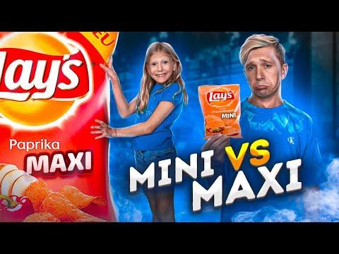 ЧЕЛЛЕНДЖ MiNi vs