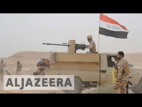 Iraq's parliament passes law legalising Shia militias