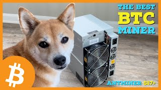 The BEST Bitcoin BTC Miner EVER | Bitmain Antminer S17+ Plus Review