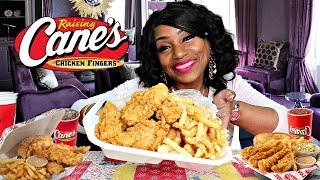 Baixar Blove Tries Raising Cane's for the first time