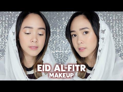 Makeup Glowing Lebaran untuk Kulit Berminyak