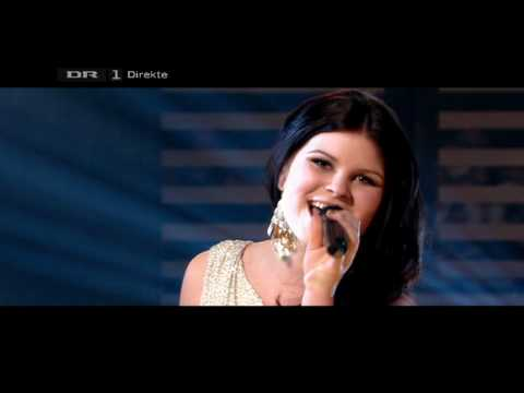 [X Factor 2010 DK] Tine - Licence To Kill - Gladys Knight - Live show 5 [HD]