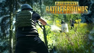 Player Unknown's Battlegrounds In Real Life | PUBG IN REAL LIFE