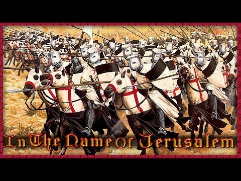 Mount & Blade Warband Mod: In The Name Of Jerusalem (Они же были!)#38