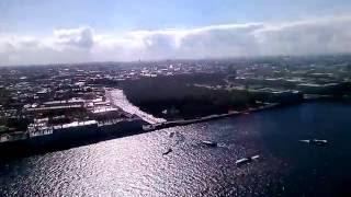полет на вертолете в санкт-петербурге петропавловская крепость