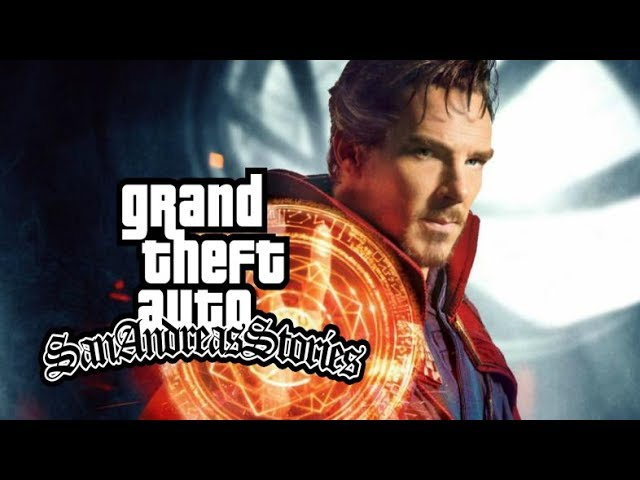32 08 MB] How to install Dr  Strange Mod in GTA San Andreas