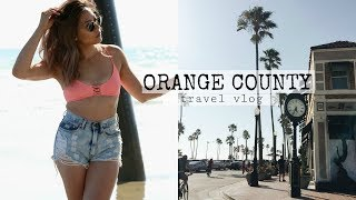The Best California Trip | Orange County + VidCon 2017 California Travel Vlog