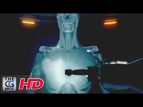 "A Sci-Fi CGI Short Film: ""Construct 42"" - by Nikola Angelkoski   TheCGBros"
