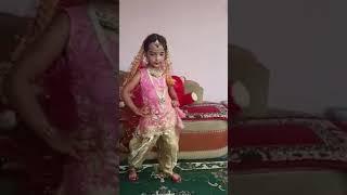 Hey krishna aai deu na | Happy Krishna Janmastami | Saanvi Pokhrel | radha dance |