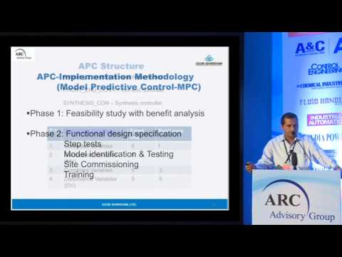 """Advanced Process Control (APC) in Fertilizer Plant Including Safety Instrumentation"""