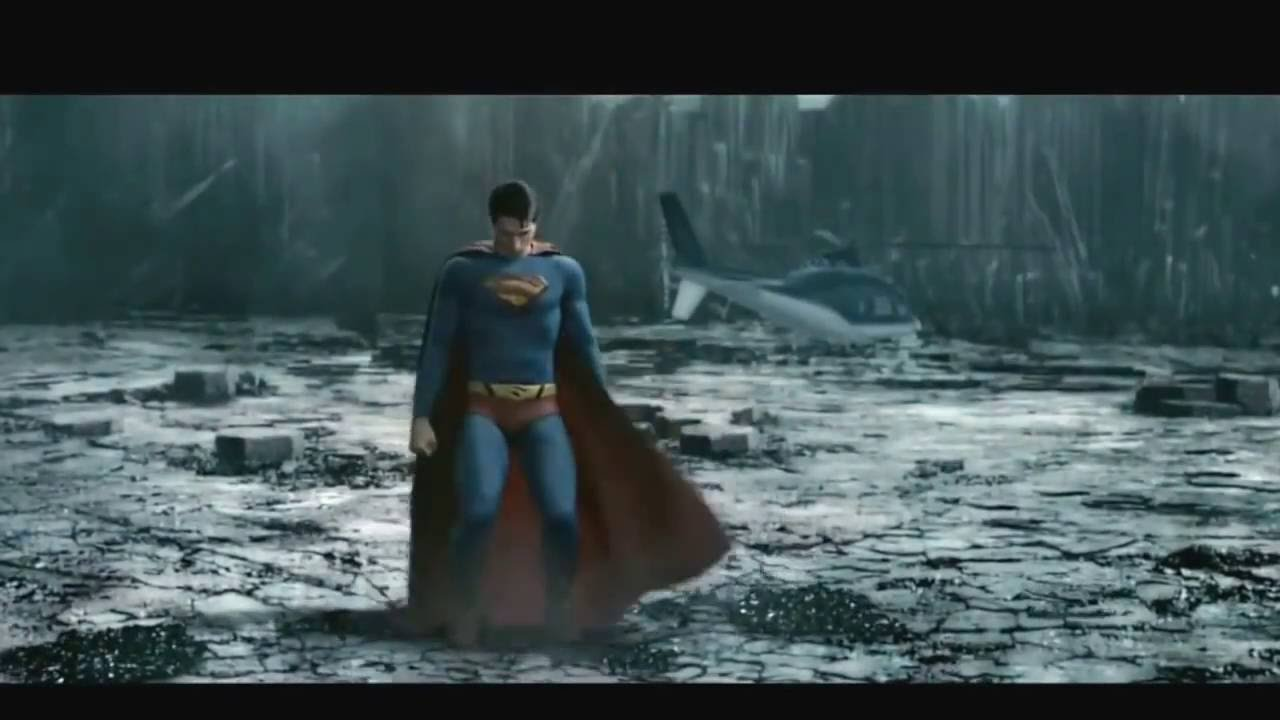 Superman Returns ft  Kryptonite- 3 Doors Down