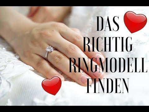 Das richtige Ringmodell für den Verlobungsring finden - Teil 1 Der Solitärring
