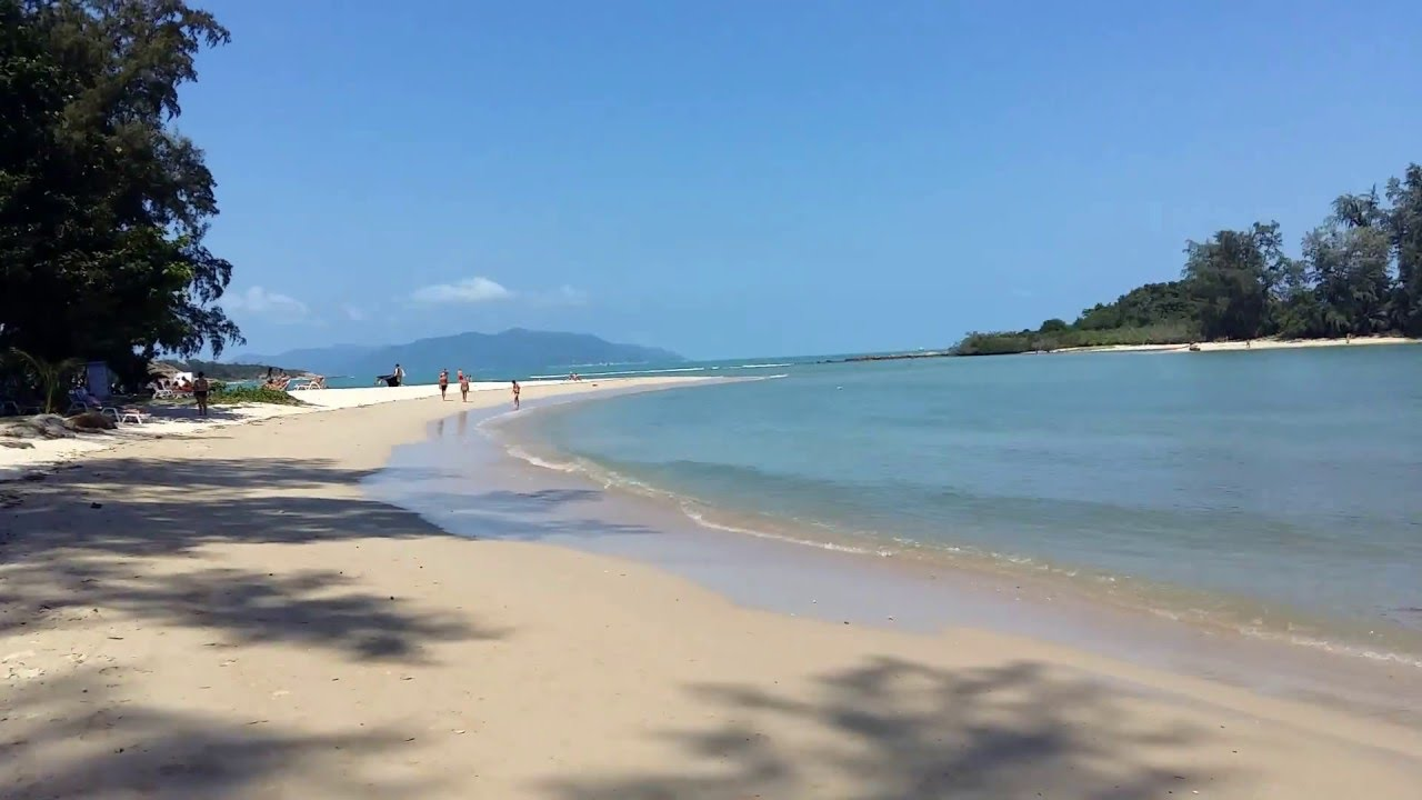 Choeng Mon Beach Koh Samui Island Info