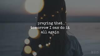 One Less Day (Dying Young)   Rob Thomas   Lyrics ☾☀