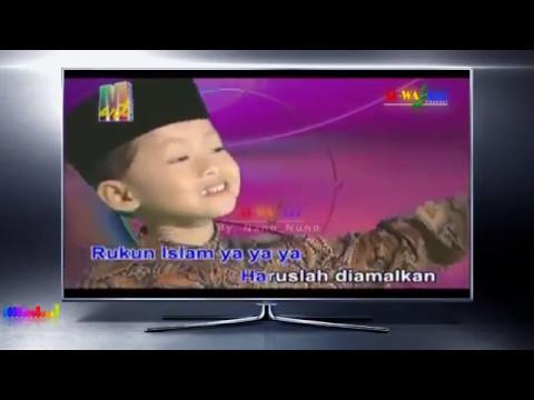 Rukun Islam Dan Iman Anas Nasrulloh Feat Ichad Wiekaldie Bukan Wafiq Azizah