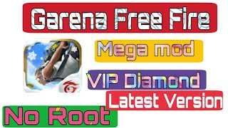 Gambar cover How to download hack free fire mode health aim shoot unlimited