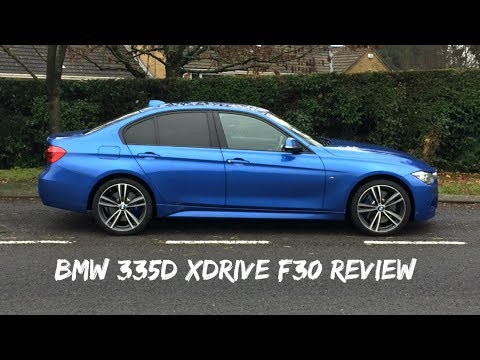 BMW 335D XDrive F30 Review