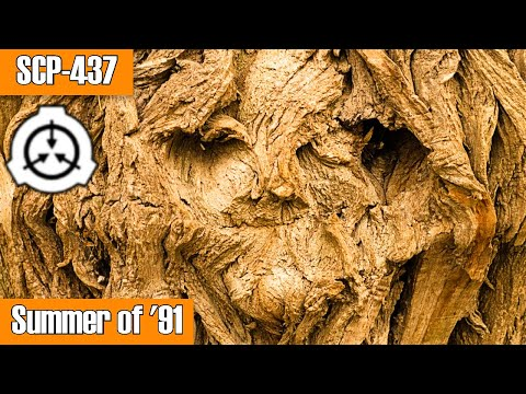 SCP-437 Summer of '91 | object class euclid | plant / skeletal scp ft. Akenero