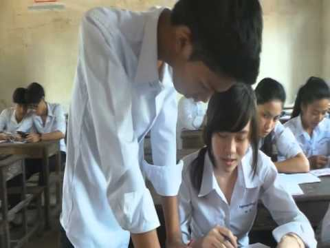Love in high school ( F2 media ) cambodia